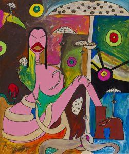Parasolia – die Königen der Pilze