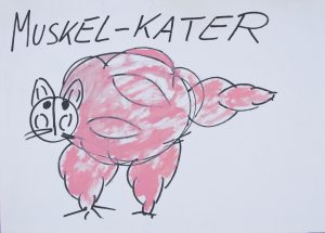 Muskel-Kater